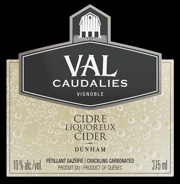 Cidre Liquoreux Pétillant