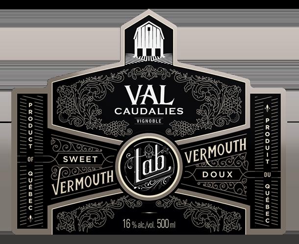 Vermouth Doux Lab Val Caudalies
