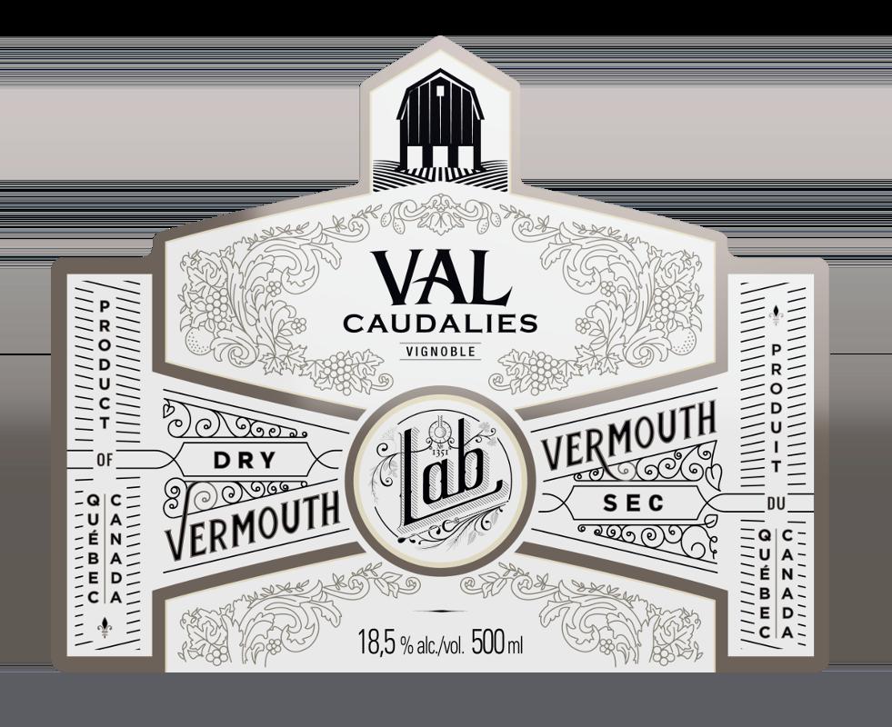 Vermouth Sec Lab Val Caudalies